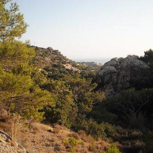 Makrigialos Village and area